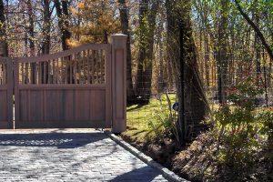 Deer Fence #11