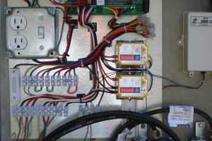 Automated Entry Gate Hardware & Finishes #3