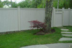 Wood Fences #6