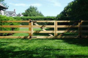 Picket, Latus & Pool Fence #14