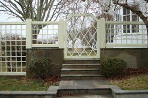 Picket, Latus & Pool Fence #15