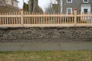 Picket, Latus & Pool Fence #13