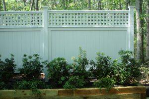 Wood Fences #10