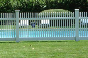 Picket, Latus & Pool Fence #9