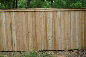 Wood Fences #12