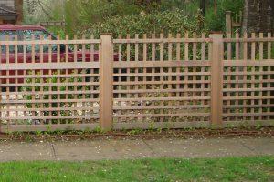 Picket, Latus & Pool Fence #7