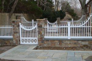Picket, Latus & Pool Fence #3
