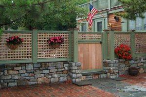 Stone Fence Combination #1