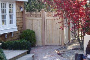 Wood Fences #2