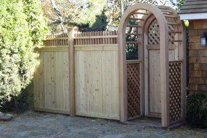 Wood Fences #3