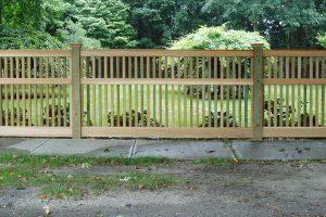 Picket, Latus & Pool Fence #11