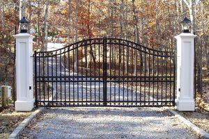 Iron & Aluminum Gates #1