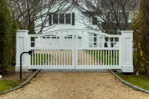 Wooden Entry Gates #7