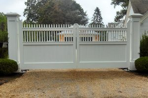 Wooden Entry Gates #13