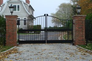 Iron & Aluminum Gates #2