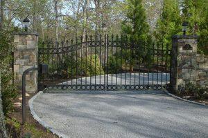 Iron & Aluminum Gates #3