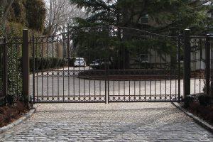 Iron & Aluminum Gates #6