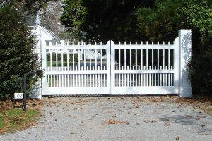 Wooden Entry Gates #30