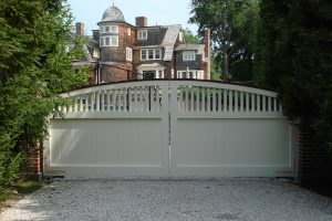 Wooden Entry Gates #32