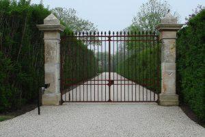Iron & Aluminum Gates #7
