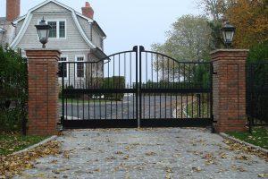 Iron & Aluminum Gates #8