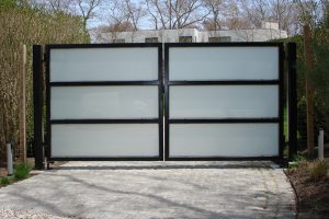 Modern / Contemporary Entry Gate Designs #2
