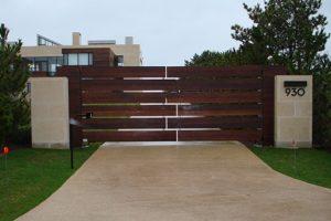 Modern / Contemporary Entry Gate Designs #4