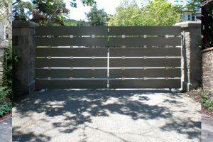 Modern / Contemporary Entry Gate Designs #5
