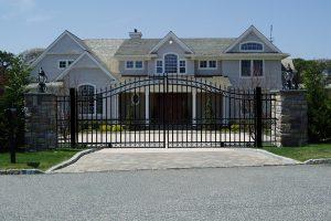 Iron & Aluminum Gates #4