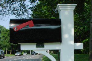 Lantern Posts & Mail Boxes #1