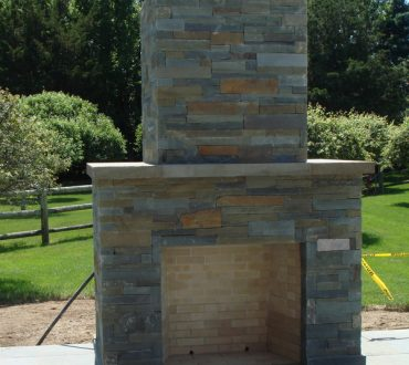 Outdoor Fireplaces & Fire Pits #1