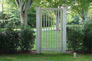 Wood & AZEK Gates #8