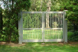 Wood & AZEK Gates #7