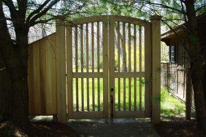 Wood & AZEK Gates #1