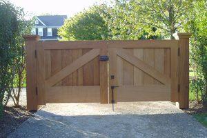 Wood & AZEK Gates #21