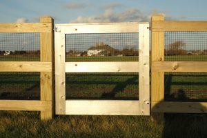 Picket, Latus & Pool Fence #4