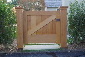 Wood & AZEK Gates #20